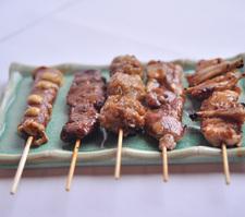 Restaurant Japonais - Saint-Étienne - Menu Yakitori