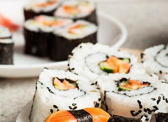 restaurant japonais saint etienne livraison sushi oyisi. Black Bedroom Furniture Sets. Home Design Ideas